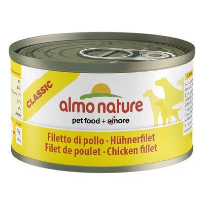 Almo Nature Classic 6 x 95 g