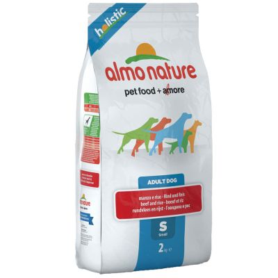Almo Holistic Dog Food
