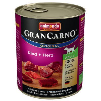 Animonda GranCarno Original Adult 6 x 800 g