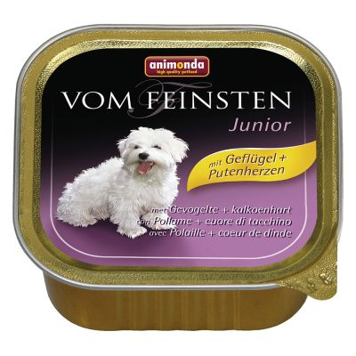 animonda vom feinsten junior 6 x 150g free p p on orders