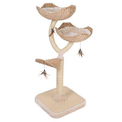 Cat 39 s flower arbre chat zooplus - Arbre a chat original ...