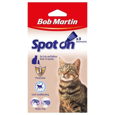 bob martin spot on f r katzen g nstig kaufen bei zooplus. Black Bedroom Furniture Sets. Home Design Ideas