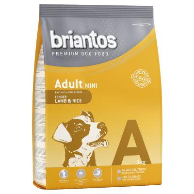 Briantos Dog Food Ingredients