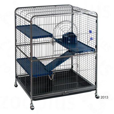 perfect cage pour furet et rongeur zooplus. Black Bedroom Furniture Sets. Home Design Ideas