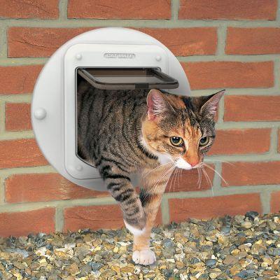 Cat Mate Cat Flap Tunnel