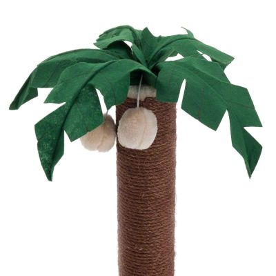Coco Palm Cat Scratching Post