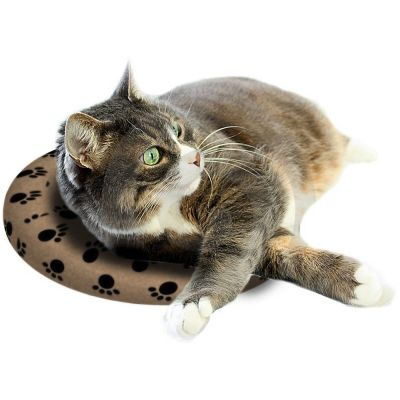 Snugglesafe coussin chauffant pour animaux de compagnie - Coussin chauffant chat ...