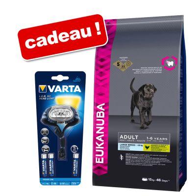 croquettes eukanuba pour chien prix avantageux chez zooplus croquettes eukanuba 12 15 kg. Black Bedroom Furniture Sets. Home Design Ideas