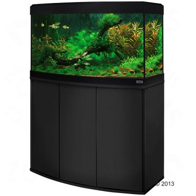 Fluval vicenza 180 ensemble aquarium sous meuble zooplus for Meuble aquarium 120 cm