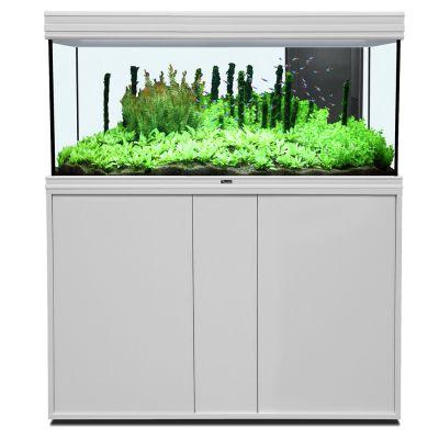Kit aquatlantis fusion 120 x 40 led aquarium zooplus for Meuble aquarium 100 x 40
