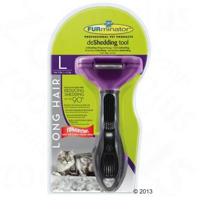 Furminator Deshedding Tool Long Hair Cats Free P Amp P 163 29