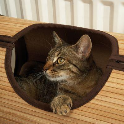 hamac de radiateur pour chat prix avantageux chez zooplus hamac de radiateur pour chat en. Black Bedroom Furniture Sets. Home Design Ideas