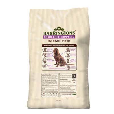 Harringtons Grain Free Dog Food Kg