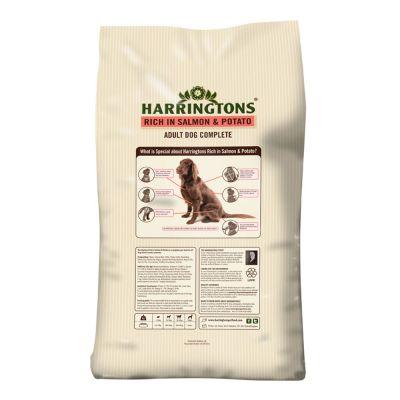 Harringtons Salmon And Potato Dog Food Ingredients
