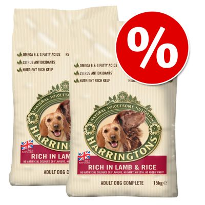 Harringtons Complete Dog Food Ingredients