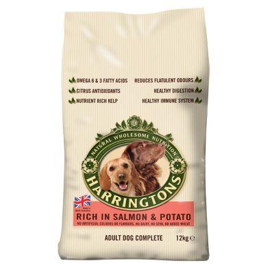 Harringtons Dry Dog Food Salmon Kg