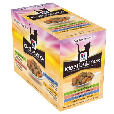 Hills Ideal Balance Cat Food Kg