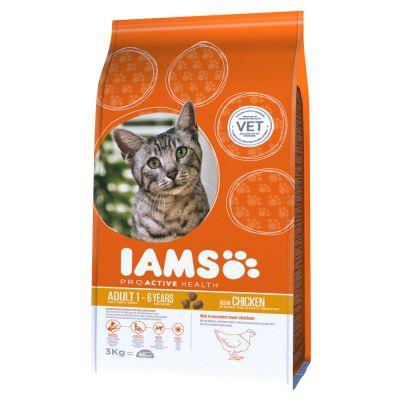 Is Iams Cat Food Better Than Purina