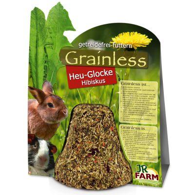 JR Farm Grainless Hay Bell Hibiscus