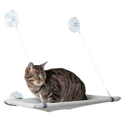 hamac de radiateur pour chat prix avantageux chez zooplus karlie hamac de fen tre pour chat. Black Bedroom Furniture Sets. Home Design Ideas