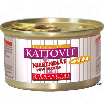 Low Protein Cat Food For Kidney Failure