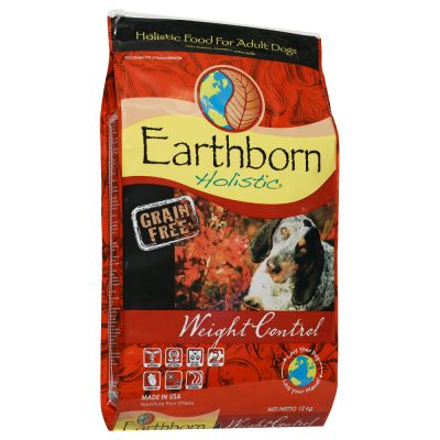 Earthborn Weight Control Dog Food Review