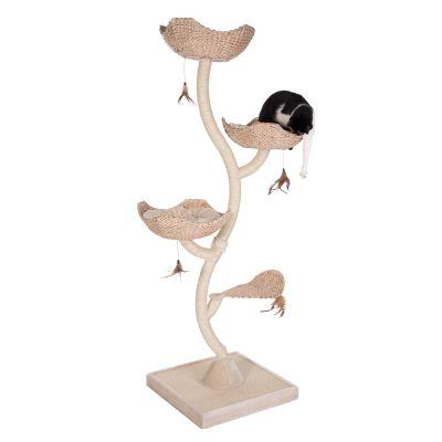 kratzbaum cat s flower xxl g nstig bei zooplus. Black Bedroom Furniture Sets. Home Design Ideas