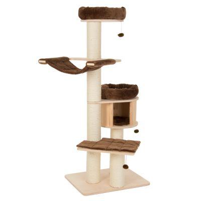 kratzbaum natural paradise xl premium edition g nstig kaufen bei zooplus. Black Bedroom Furniture Sets. Home Design Ideas