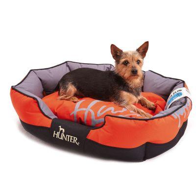 Letto per cani hunter grimstad arancione zooplus - Letto per cani ...