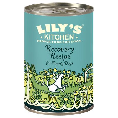 Lily S Kitchen Recovery Receipe Dog Food