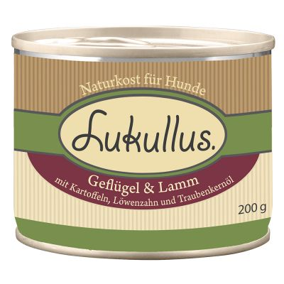 Lukullus Geflügel & Lamm