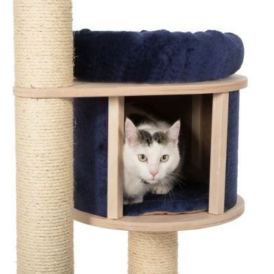 natural paradise cat tree xl compact free p p 29 at. Black Bedroom Furniture Sets. Home Design Ideas