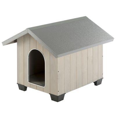 domus niche pour chien zooplus. Black Bedroom Furniture Sets. Home Design Ideas
