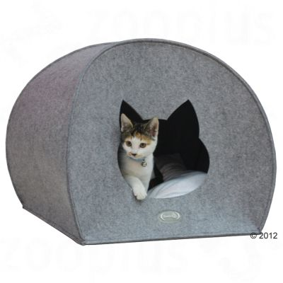 niche pour chat big filzi. Black Bedroom Furniture Sets. Home Design Ideas