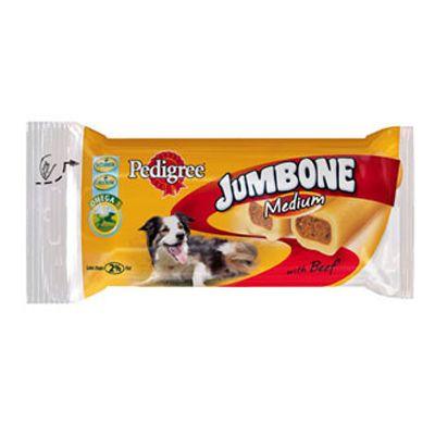 Pedigree Jumbone Medium, os à mâcher pour chien - À prix