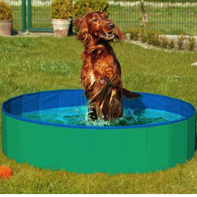 karlie flamingo doggy pool piscine pour chien zooplus. Black Bedroom Furniture Sets. Home Design Ideas