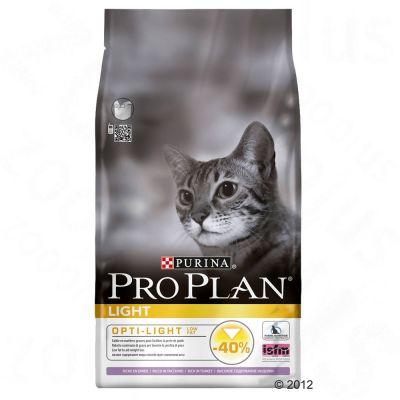 Pro Plan Adult Light Low Fat para gatos
