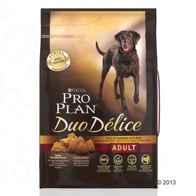 Pro Plan Duo Délice csirke & rizs