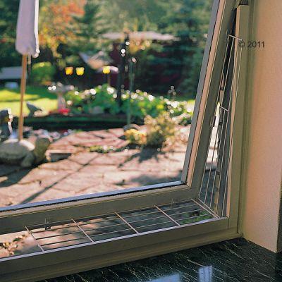 Protezione finestra a ribalta zooplus - Protezione per finestre ...