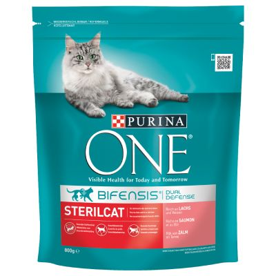 Purina One Salmon Cat Food Ingredients