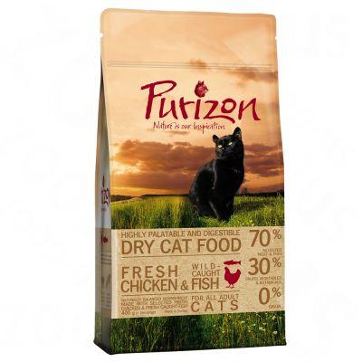 Purizon Adult Dry Cat Food