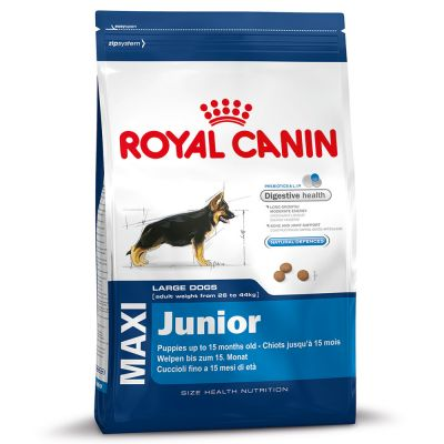 Royal Canin Maxi Junior pour chiot