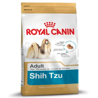 royal canin breed shih tzu adult tanio w zooplus. Black Bedroom Furniture Sets. Home Design Ideas