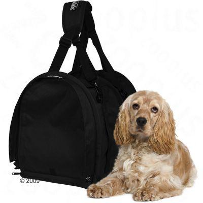 sac de transport pour chat et petit chien sturdibag black. Black Bedroom Furniture Sets. Home Design Ideas