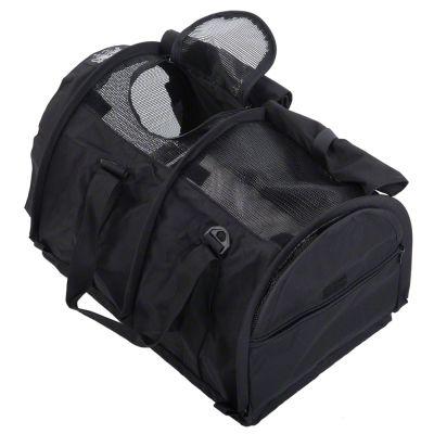 sturdibag black sac de transport pour chat et petit. Black Bedroom Furniture Sets. Home Design Ideas