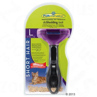 sparset p lsv rd f r katter furminator luddhandske. Black Bedroom Furniture Sets. Home Design Ideas