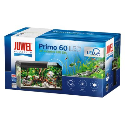 starter set juwel aquarium primo 60 led zooplus. Black Bedroom Furniture Sets. Home Design Ideas