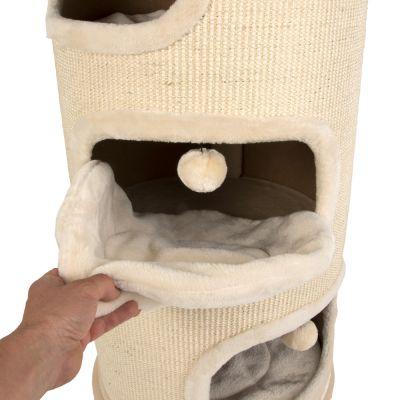 natural paradise standard tour griffer pour chat zooplus. Black Bedroom Furniture Sets. Home Design Ideas