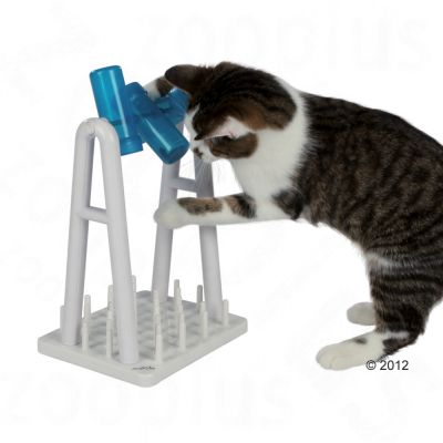 Trixie Cat Activity Turn Around