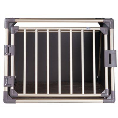 trixie transportbox aluminium g nstig kaufen bei zooplus. Black Bedroom Furniture Sets. Home Design Ideas